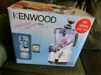 KENWOOD SMOOTHY MAKER BRAND NEW