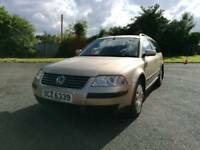**NEW LOW PRICE** 2002 Volkswagen Passat Estate 1.9 TDI S