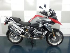 BMW R1200GS ROUGE 2016