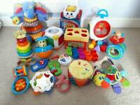 Select baby toys