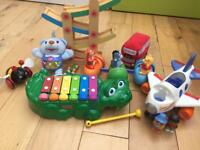 Kids assorted toys (most suitable for 1-2 year olds)