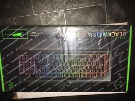 Razer Blackwidow keyboard