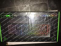 Razer Blackwidow keyboard
