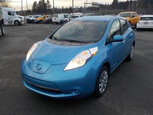 2014 Nissan LEAF S All Electric Hatchback