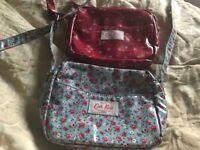 2 x Kath Kidson children's shoulder bags.