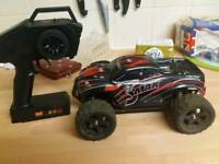 Smax radio controlled car and charger