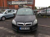 Vauxhall Zafira 1.6 i 16v Life 5dr SERVICE HISTORY,2 KEYS,