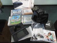 Nintendo DS Lite Console & Games