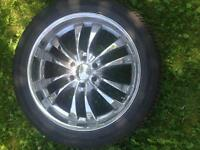 Selling 22in Eagle Alloy 305/40/r22 x4