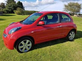 NISSAN MICRA ACENTA AUTOMATIC £3500 ONO