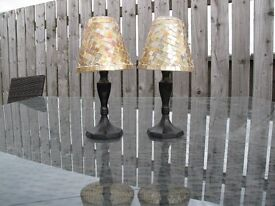candle holders,