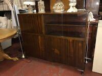 Solid Mahogany Sideboard cabinet