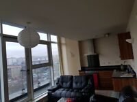 2 bed city centre apartment to let