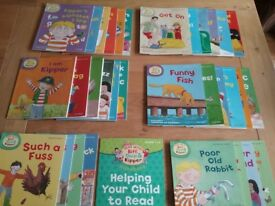 Phonics & First Stories Collection Levels 1-3 (excellent condition)