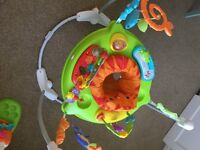 Jumperoo Fisher Price Roarin Rainforest