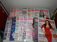 SLIMMING WORLD MAGAZINES... 17 IN TOTAL