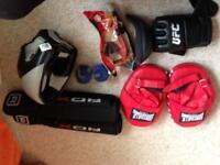 Kickboxing/mma gear
