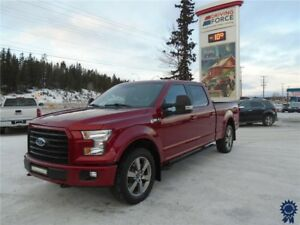 "2015 Ford F-150 XLT Supercrew 5 Passenger 157"" WB 4X4 w/6.5' Box"