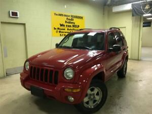 2002 Jeep Liberty Limited Annual Clearance Sale!