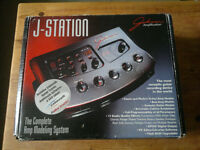 Johnson J-Station Guitar/Bass Amp modeling and multi-fx unit