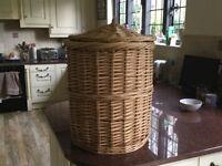 Wicker basket for sale in Woking