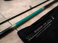 Kingfisher carp fishing rod 12'