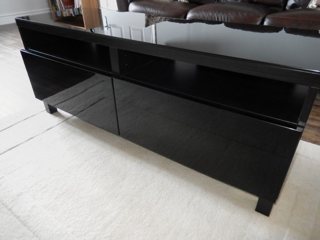 Ikea Besta Tv Bench With Drawers In Drighlington West Yorkshire  # Table Tv Design Coin