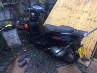 125cc direct motor bike
