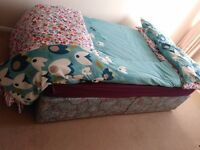 Box type bed with Mattress for £40