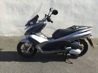 Honda PCX 125 2012 scooter