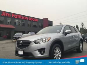 2016 Mazda CX-5 GS w/NAV, Leather, Roof