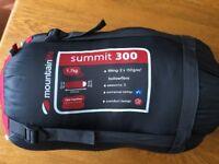 Summit 300 Sleeping Bag