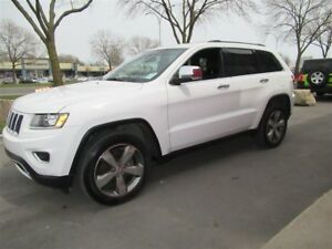 2015 Jeep Grand Cherokee Limited*V6*TRÉS PROPRE*PRIX IMBATTABLE