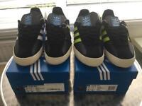 2 pairs BNIB Adidas Samba speziel size 8