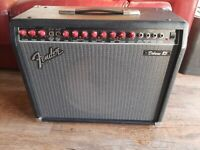Fender 85 Deluxe (Red Knobs) USA Guitar Amp