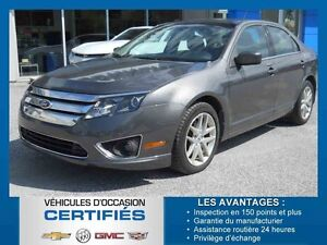 2011 Ford FUSION AWD