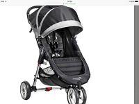 Baby Jogger City Jogger Mini 3 wheele. brand new
