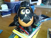 Star Wars Darth Vader Mr Potato Head Figure - Great Item