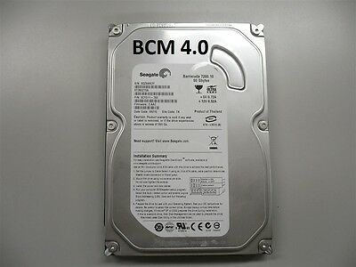 Nortel Avaya Bcm 400 Bcm400 4.0 R4 Hard Drive Replacement Bcm 200 Nt7b10aagde5