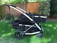 Phil & ted promenade double stroller