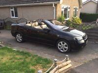 Vauxhall Astra bertone edition convertible