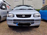 2003 Suzuki Alto (53 plate) 60,000 miles