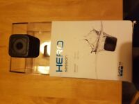 GoPro hero session with full accesory kit
