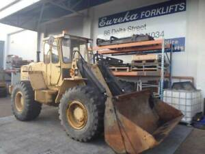 F3599: VOLVO WHEEL LOADER WITH 4 IN 1 BUCKET AND BRAND NEW MOTOR Geebung Brisbane North East Preview