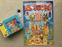 Orchard Toys Creepy Castle jigsaw