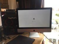 Apple iMac late 2012 upgraded