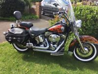 Harley-Davidson FLSTCI Heritage Softail Classic for sale