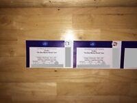DRAKE - LONDON O2 - 5TH FEB - SEATED - £100 - 4 AVAILABLE