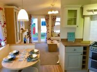 STATIC CARAVAN FOR SALE, 2017 PITCH FEES INCLUDED, SITED NEAR GREAY YARMOUTH IN NORFOLK