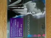 Micheal Bublè cd & dvd